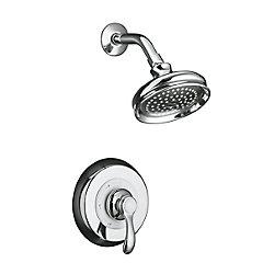 KOHLER Garniture de robinet à régulation de pression Fairfax Rite-Temp avec poignée à levier