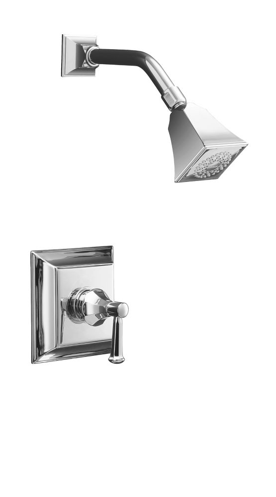 Memoirs<sup>®</sup> Rite-Temp<sup>®</sup> Pressure-Balancing Shower Faucet with Stately Design in...