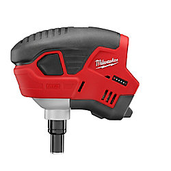 Milwaukee Tool M12 12V Lithium-Ion Cordless Palm Nailer (Tool-Only)