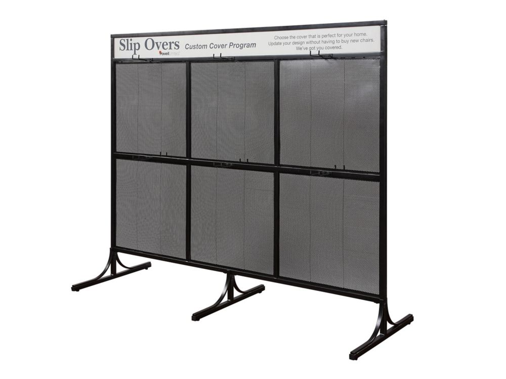 Slip Over Display Rack