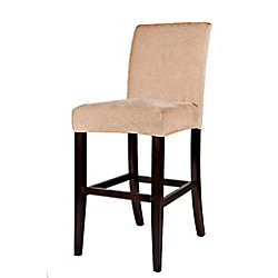 Powell Slip Over Bar Stool