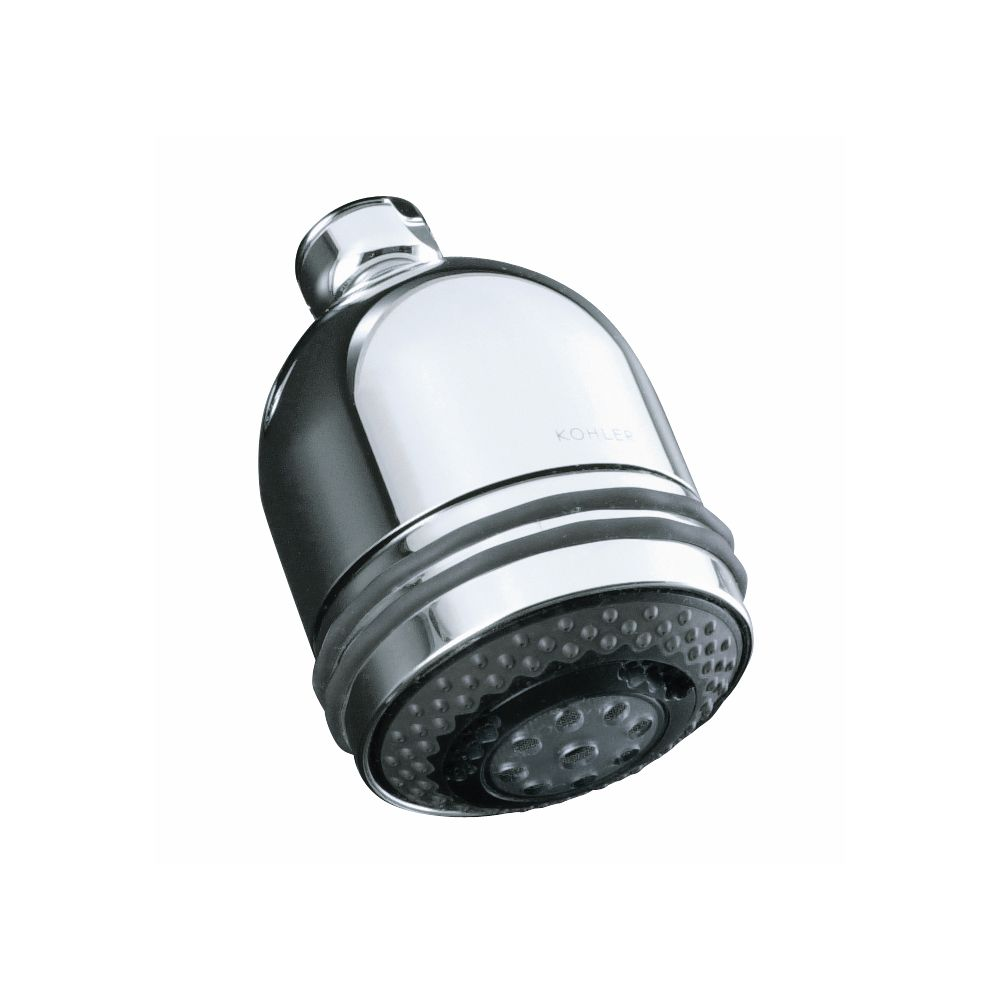 Mastershower Relaxing 3-Function Showerhead in Polished Chrome