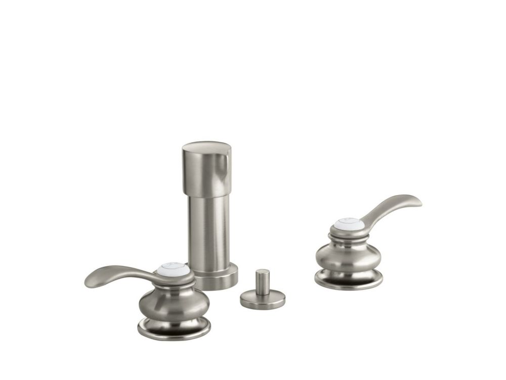 Fairfax Bidet Faucet in Vibrant Brushed Nickel