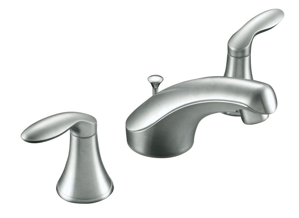 Kohler Elmbrook 8 In Widespread 2 Handle Bathroom Faucet: Avanity Positano 8-inch Widespread 2-Handle Bathroom