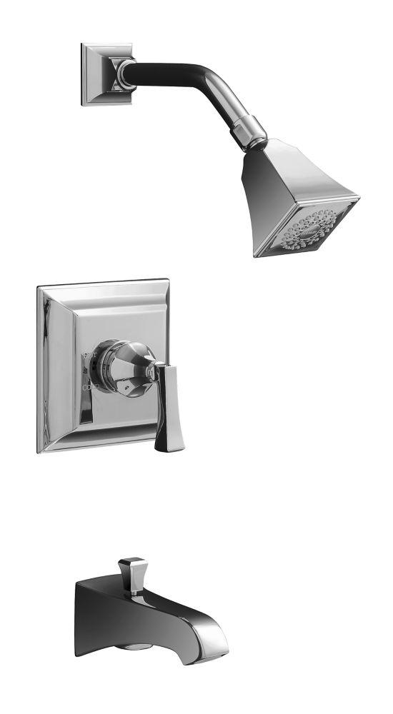 Garniture de robinet régulateur de pression de baignoire et de douche Memoirs Rite-Temp à désign ...