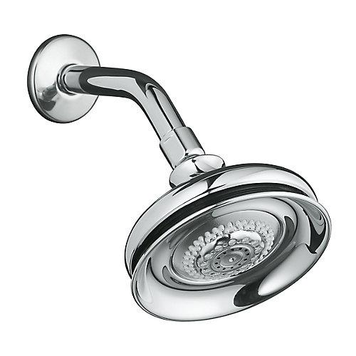 Fairfax Multi-Function Showerhead in Polished Chrome