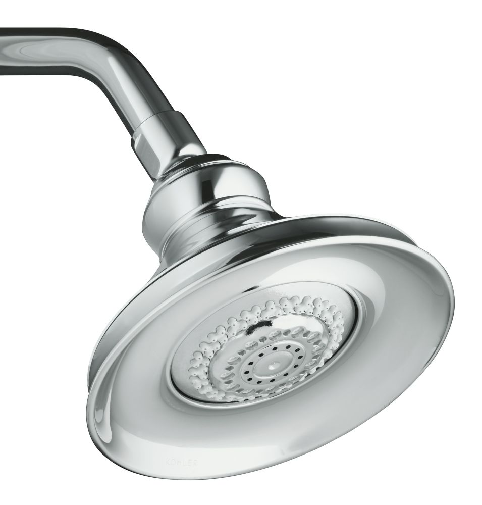 Revival Multi-Function Showerhead in Polished Chrome