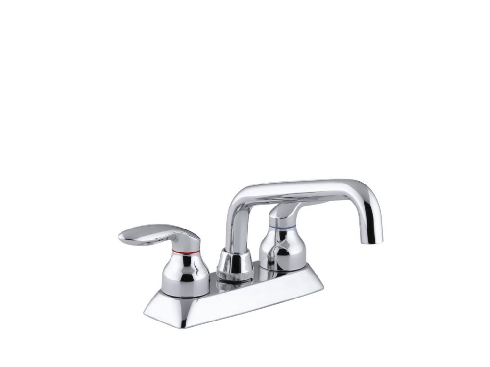 KOHLER Coralais Laundry Sink Faucet In Polished Chrome