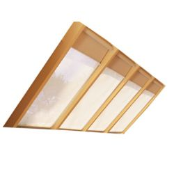 Handy Home Products Phoenix Solar Shades (4-Pack)