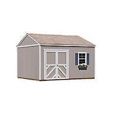Columbia 12 ft. x 12 ft. Storage Building Kit