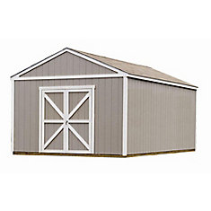 Columbia 12 ft. x 20 ft. Storage Building Kit with Floor