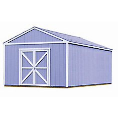 Columbia 12 ft. x 24 ft. Storage Building Kit