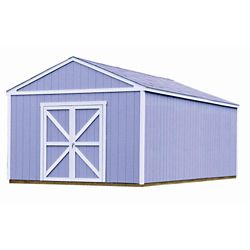 Handy Home Products Columbia 12 ft. x 24 ft. Storage Building Kit