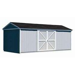 Handy Home Products Somerset Trousse d'abri de rangement (10 Pi. X 18 Pi.)