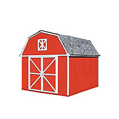 Berkley 10 ft. x 12 ft. Storage Building Kit