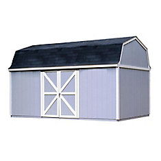 Berkley 10 ft. x 16 ft. Storage Building Kit
