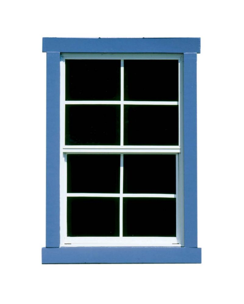 Handy home products small square window the home depot for 7 home depot