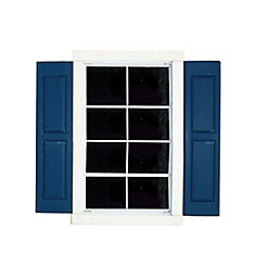 Large Square Window Shutters (2-Pack)