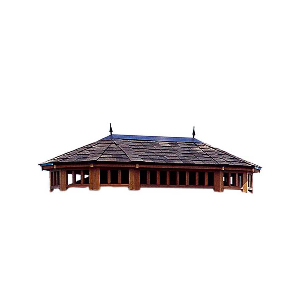 Monterey 12 Feet x 16 Feet  - Two Tier Roof