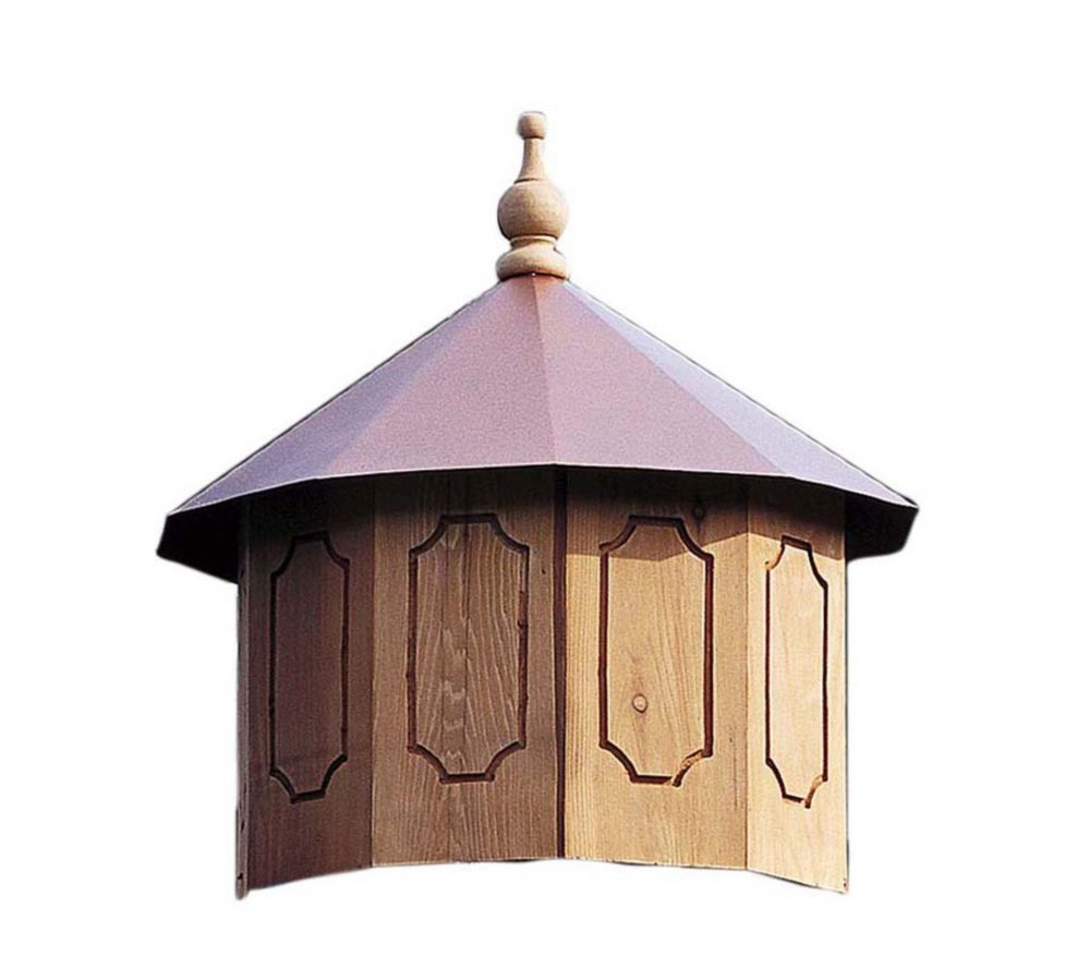 Handy Home Products San Marino 10 ft. Cupola