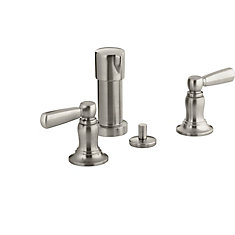 Bancroft Bidet Faucet in Polished Chrome