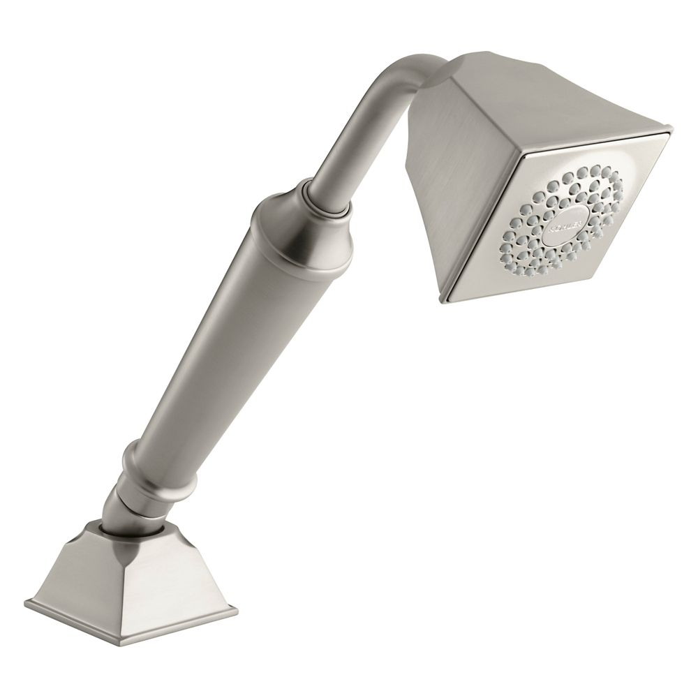Memoirs Single-Function Hand Shower in Vibrant Brushed Nickel