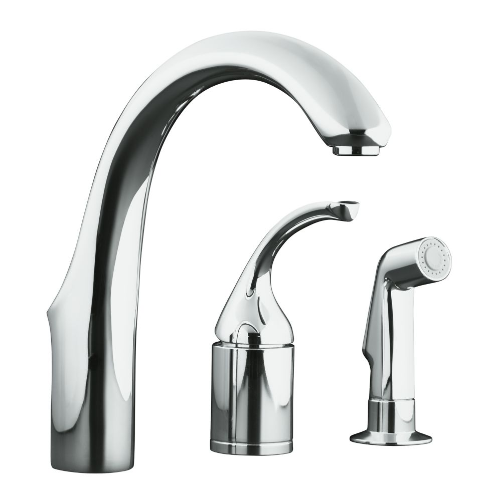 Forté Entertainment Remote Valve Sink Faucet In Polished Chrome