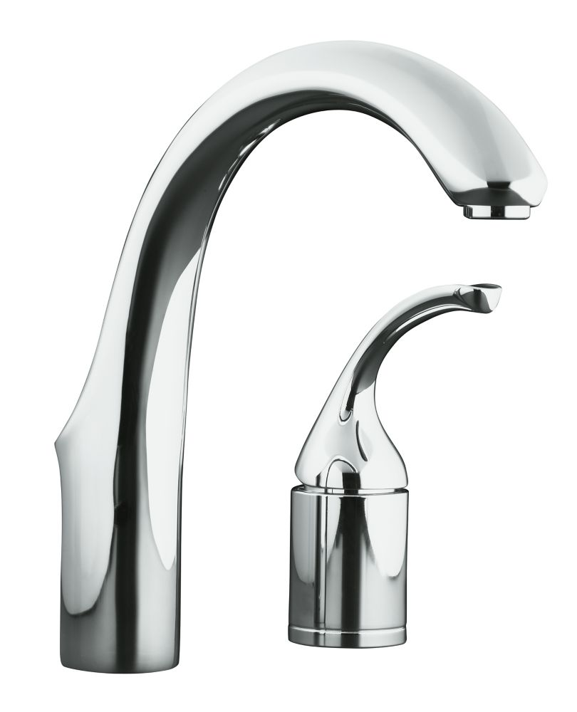 KOHLER Forté Entertainment Kitchen Sink Faucet Less