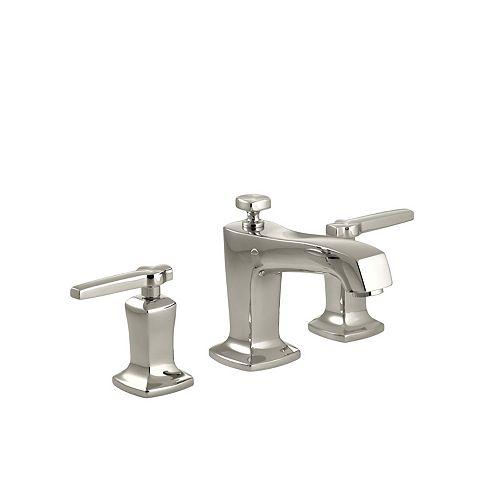 KOHLER Robinet de lavabo de salle de bain deploye Margaux avec poignees a levier