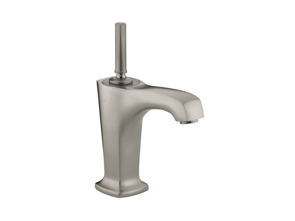 Margaux Single-Control Bathroom Faucet in Vibrant Brushed Nickel Finish