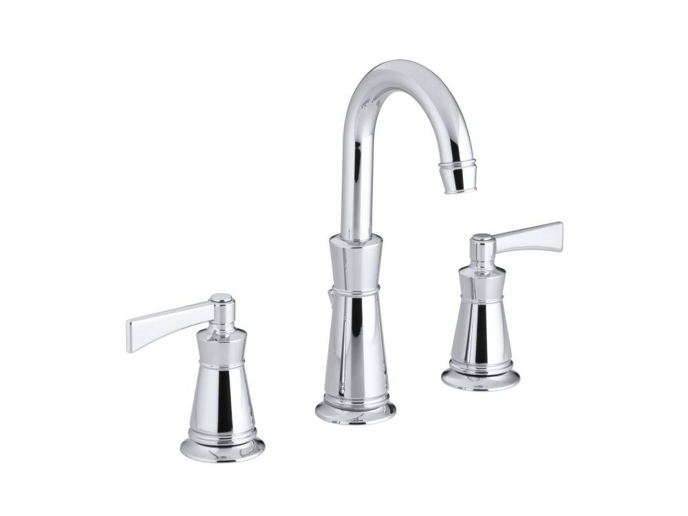 Archer Lavatory Faucet In Polished Chrome K-11076-4-CP in Canada