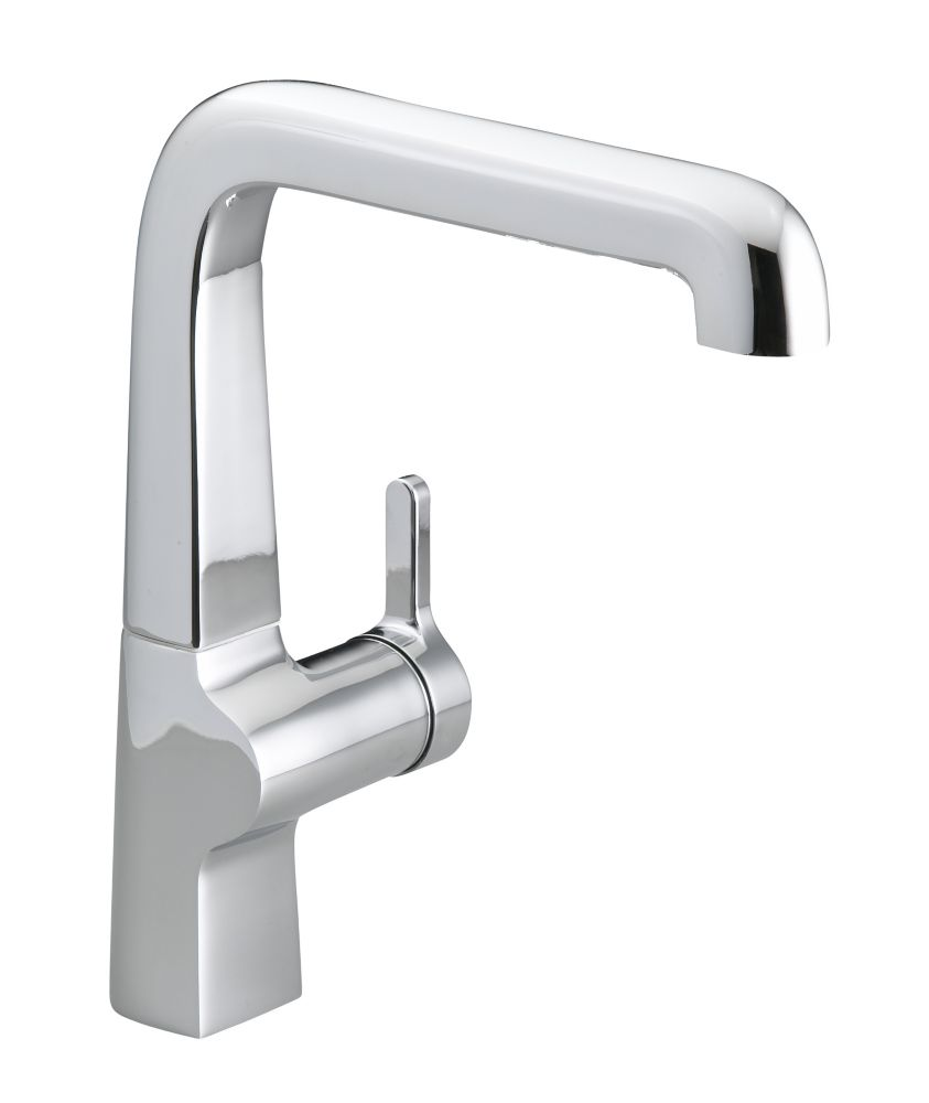 Evoke Single Control Kitchen Sink Faucet In Polished Chrome