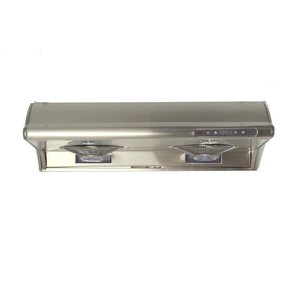 Undermount Range Hood in Stainless Steel (CY3000R)