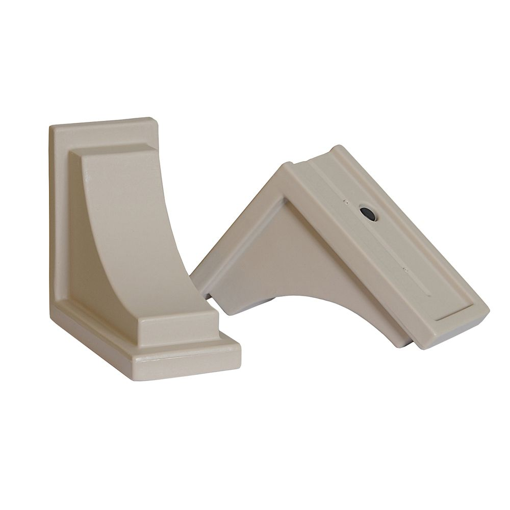Peak products 3d multihorse brackets the home depot canada for House brackets