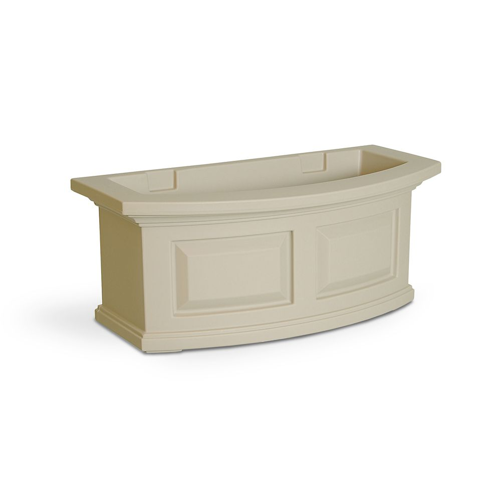 Nantucket 2 Feet Window Box Clay