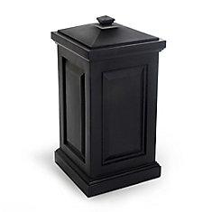 Berkshire 6 cu. ft. Outdoor Storage Bin in Black
