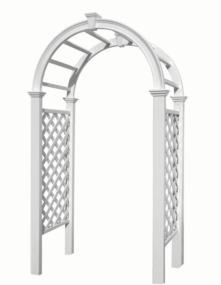 Livingston Vinyl Arbour