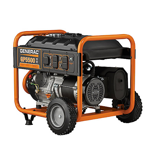 GP 5500 Watt Portable Generator