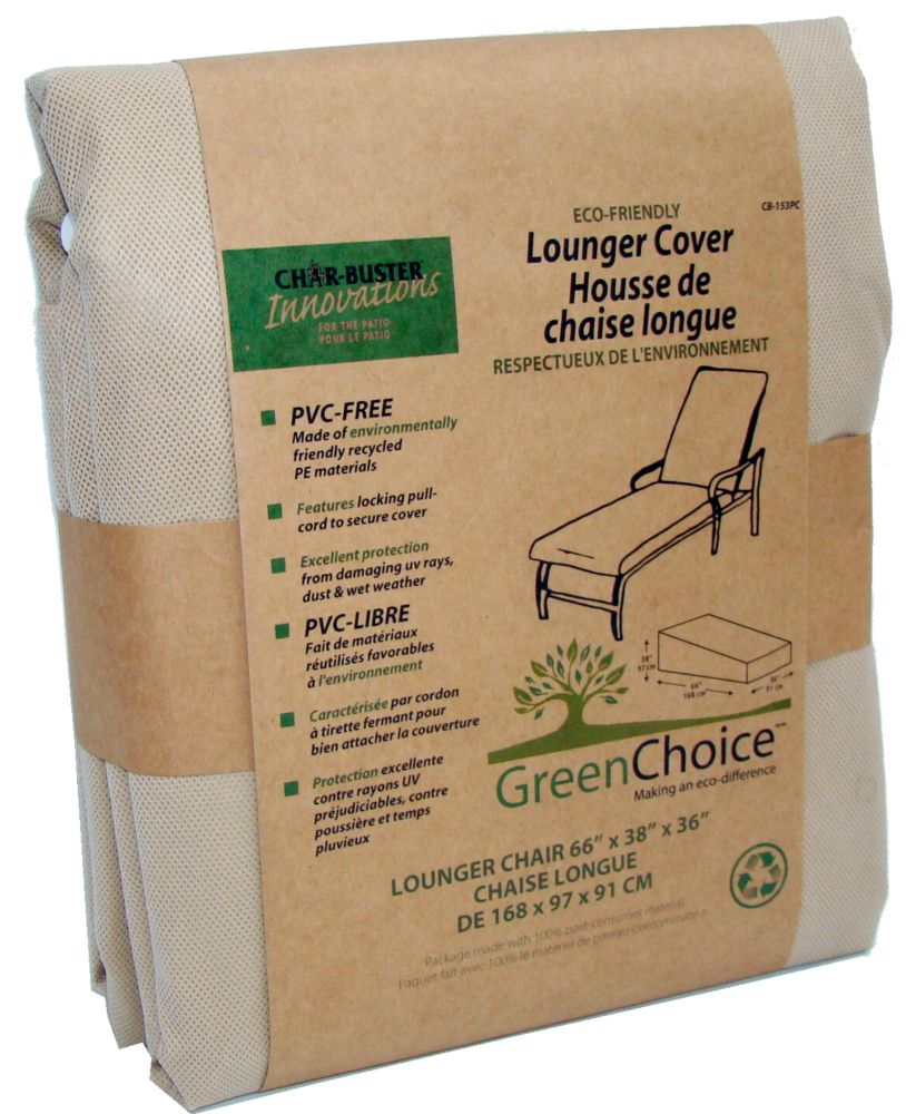 Lounger Eco Friendly Cover CB-0153PC Canada Discount