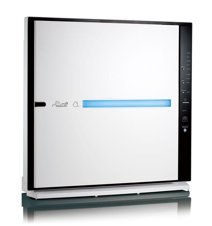 Rabbit Air MinusA2 Ultra Quiet Air Purifier (Toxin Absorber)