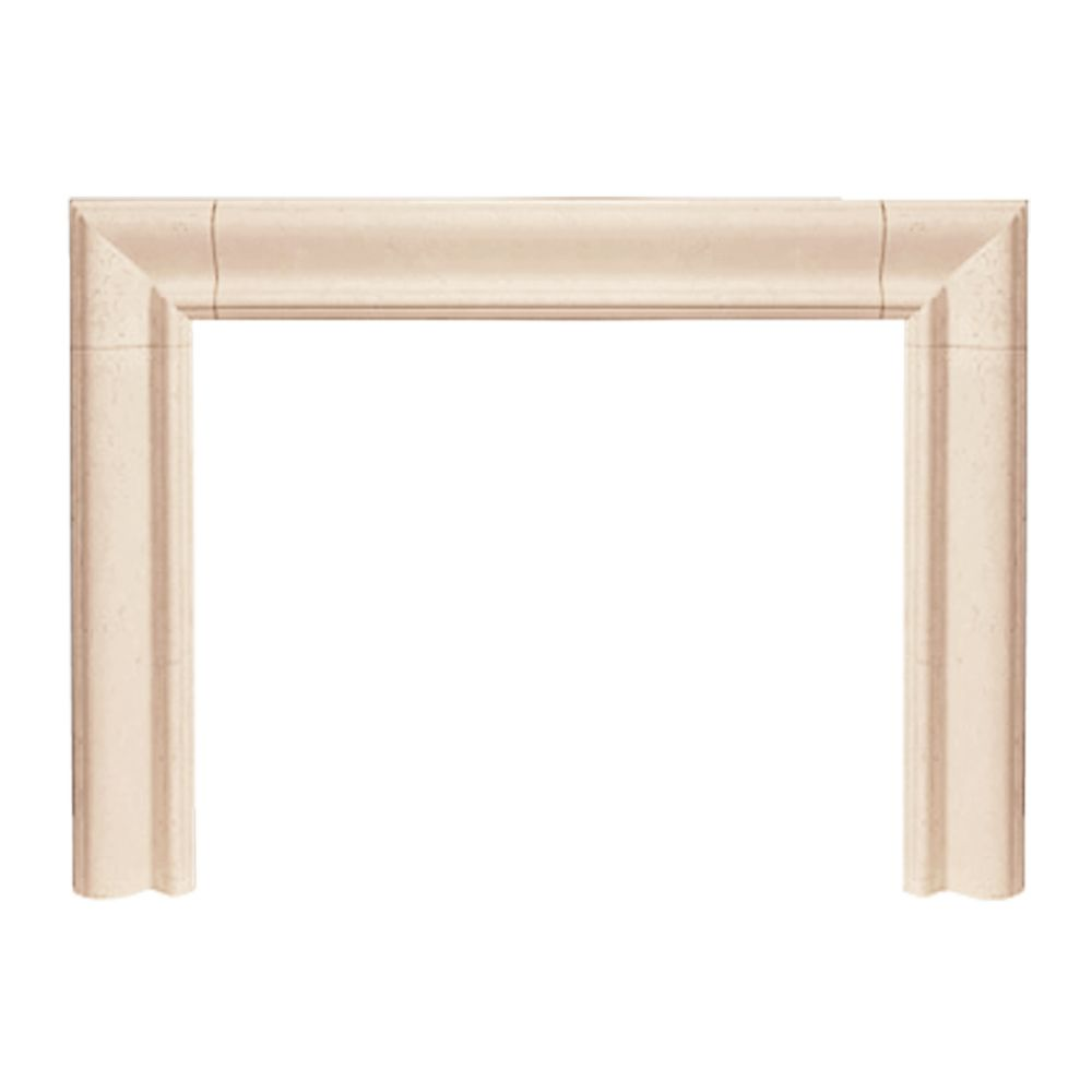 Builder Series Estate Cast Stone Mantel