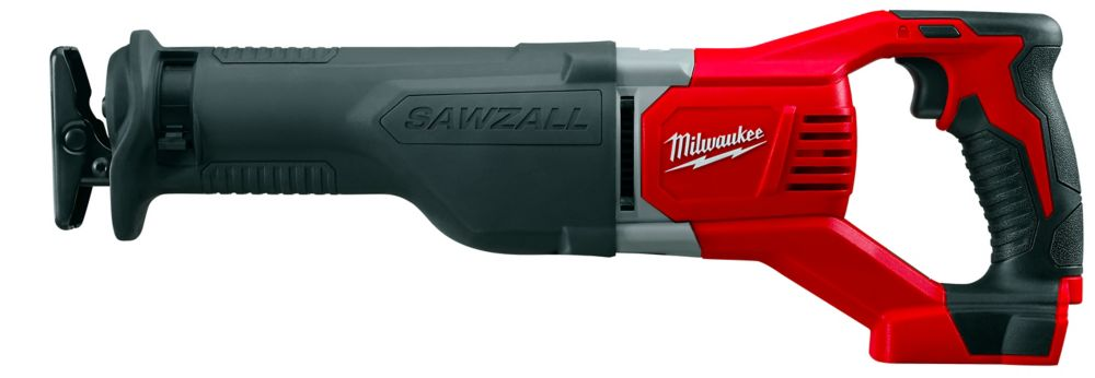 Milwaukee Tool M18 18V Lithium-Ion Cordless SAWZALL Reciprocating Saw (Tool-Only)