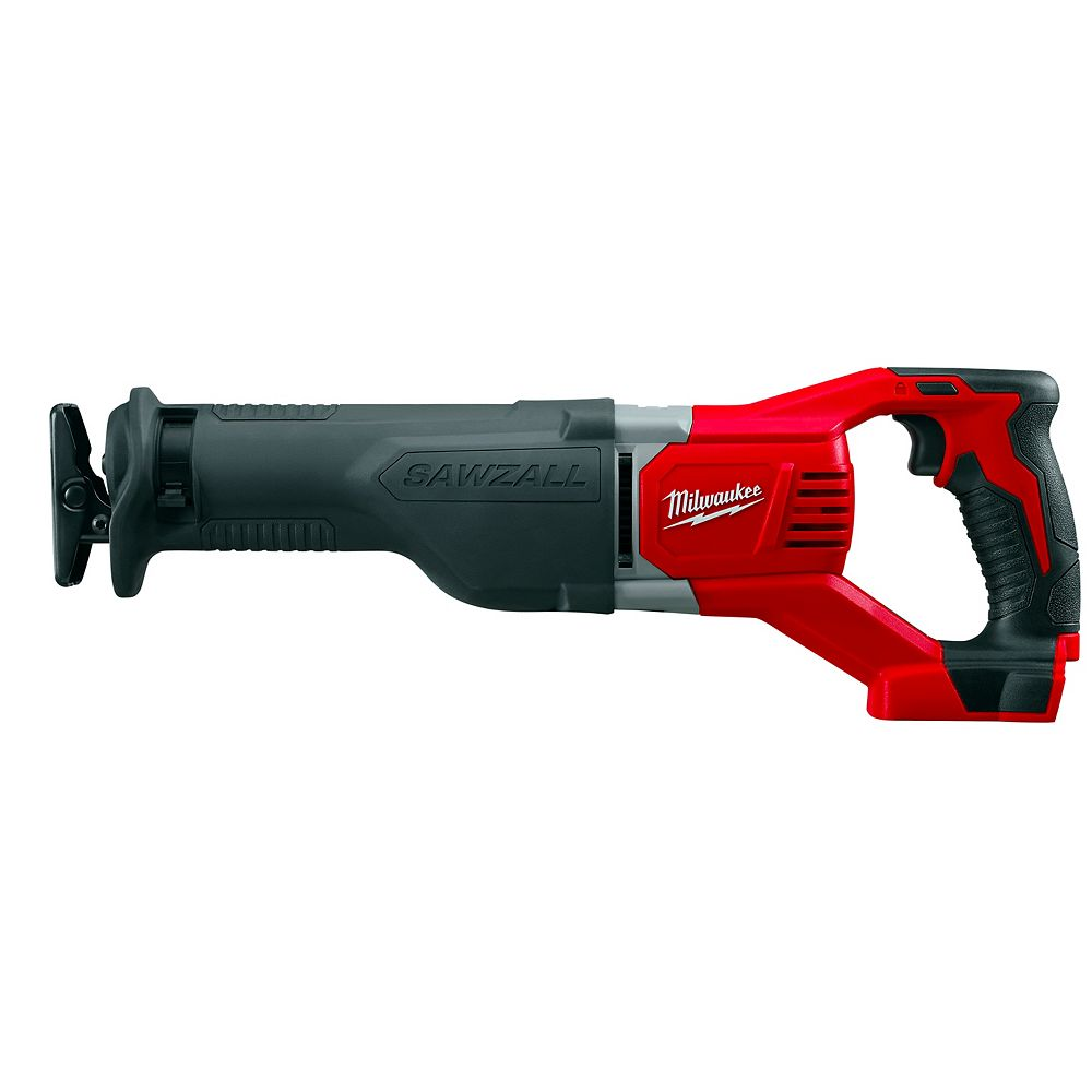Milwaukee Tool M18 18V Lithium-Ion Cordless SAWZALL Reciprocating Saw (Tool Only)