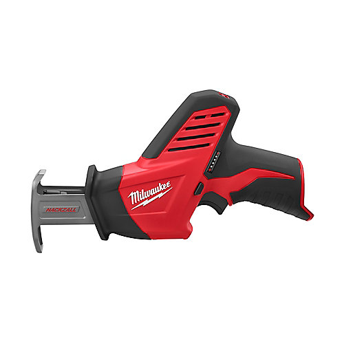 M12 12V Lithium-Ion HACKZALL Cordless Reciprocating Saw (Tool-Only)