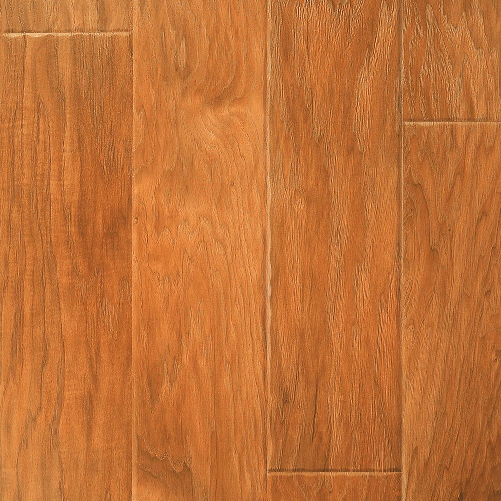 Somerton II 12mm Thick Amaretto Hickory Laminate Flooring (16.22 sq. ft. / case)