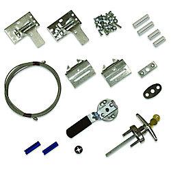 Clopay Garage Door Snap Latch Lock Set