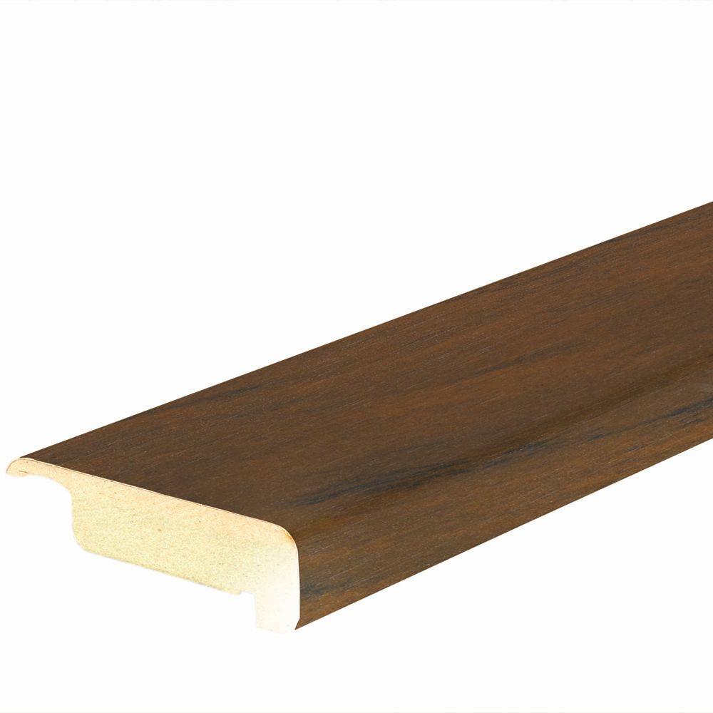 Tobacco Rosewood Laminate Stairnose Moulding