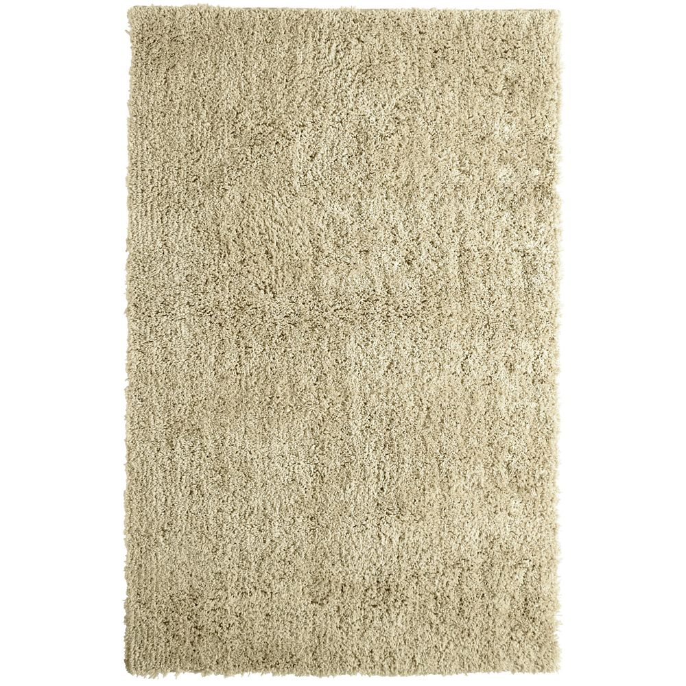 lanart rug tapis shag ri la beige 4 pi x 6 pi home depot canada. Black Bedroom Furniture Sets. Home Design Ideas