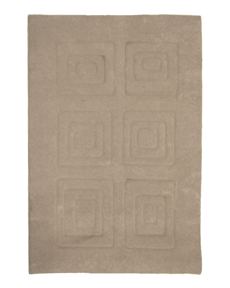 Cosmopolitain Sahara 4 Ft. x 6 Ft. Area Rug