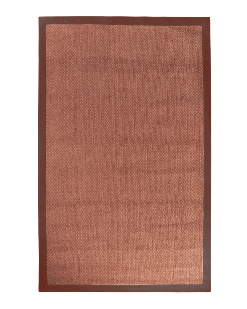 Coral Chenille Sisal 5 Ft. x 7 Ft. 6 In. Area Rug